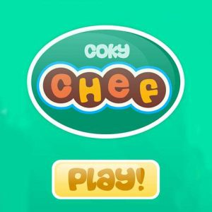 Cooking video game Coky chef