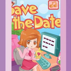 Cooking video games-save the date