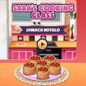 Sara's Spinach Roll Tutorial