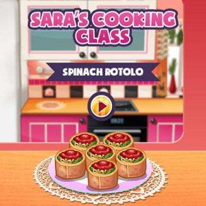Sara's Spinach Roll Tutorial