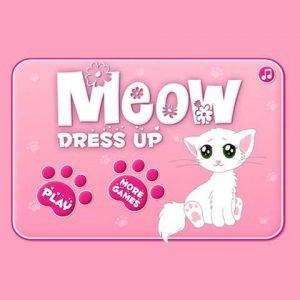 cat dressup