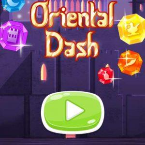Oriental Dash|Free online puzzle games