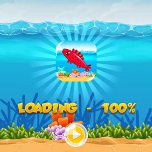 free online arcade games Fishing Frenzy without download