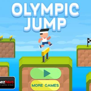 cool math game Olympic Jump unblocked