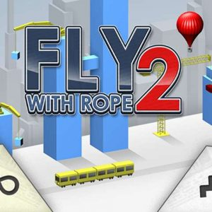 Fly with rope|classic arcade games&best arcade games