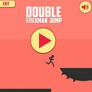 stickman game Double Stickman Jumping