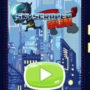 Skyscraper Run|Online adventure games for free