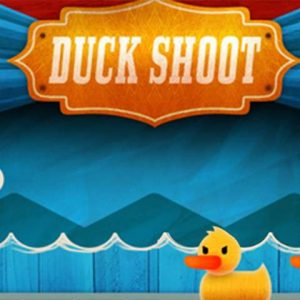 Duck shoot game&Duck shoot carnival game