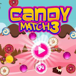 Candy land game& Candy crush game