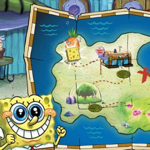 SpongeBob Push Box→Best android puzzle games for kids