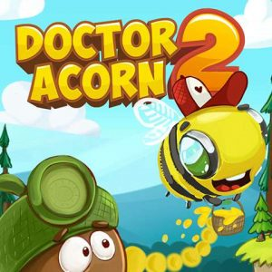 Free online jigsaw puzzle games-Doctor Acorn2
