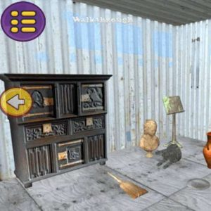 Container Flat Escape 6→adventure escape games online