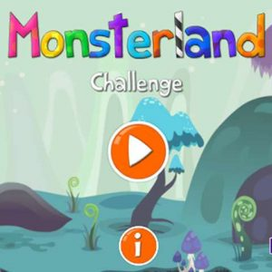 Monsterland-Play free online cool math game