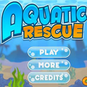 Free online puzzle games-Aquatic Rescue
