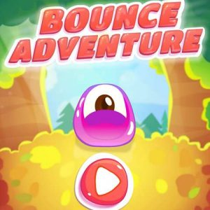 Bounce Adventure→Classic arcade games&Best ball games