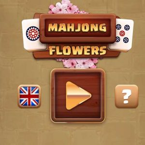 Popular word puzzle games mahjong flowers