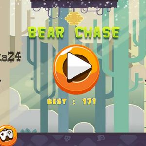 Bear Chase→Free online adventure games for android