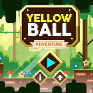 Free online adventure games|Yellow Ball