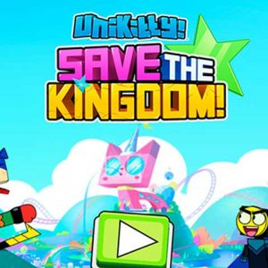 Play cartoon network games Unikitty