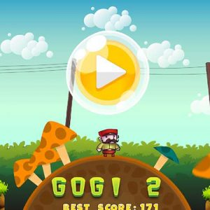 Free online adventure games→Gogi Adventure
