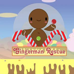 Free online advanture Gingerman Rescue game