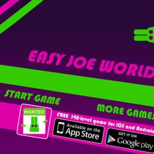 Free online adventure games→Easy Joe World