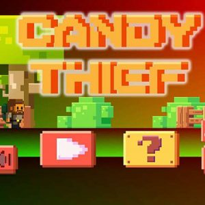 Candy Thief→Free online skill game on Pc