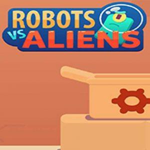 Robots vs Aliens