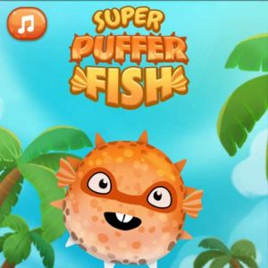 online 3D games for kids|Super Puffer Fish game