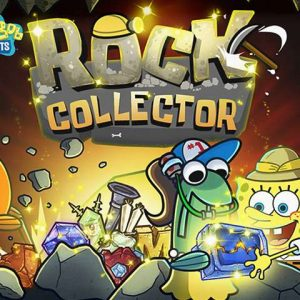 Best adventure games:Spongebob rock collector