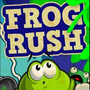 Frog spit