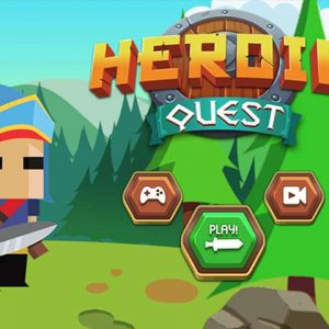 Advanced hero quest game online