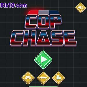 Cop chase