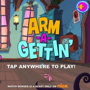 free online adventure games Arm a gettin