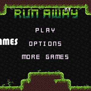 Run away |advanture game on seam 2020