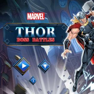 Thor boss battles|best action games for android