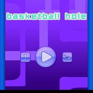 Exclusive basketball game Basketball hole