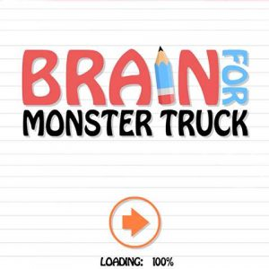 Brain for monster truck→Best free puzzle games