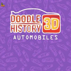 3D Doodle history game