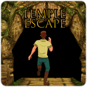 Temple running game