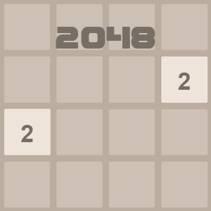 Free online puzzle game 2048