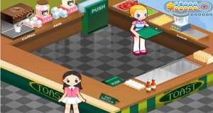 Cakes and Cookies cooking simulator