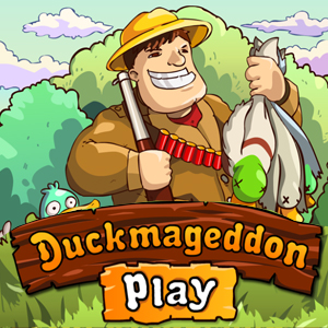 Games Flash Duckmageddon Game
