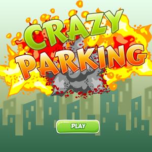3D Oyunlar crazy parking