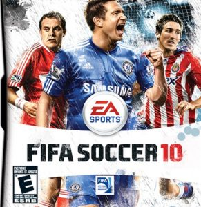 FIFA Soccer 10→sports games tonight