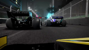 "Codemasters' New ""F1 2020"" Racing Game"