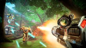 shooting game N.O.V.A Legacy
