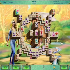 Mahjong Puzzle Game