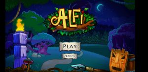 adventure game alfy-step2