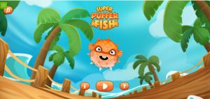 How to Play the Free Online 3D Super Puffer Fish Game?